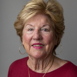 Portrait of Judy Marcus